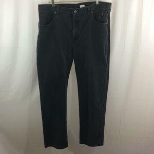 Harley Davidson Traditional Fit Black Men's Jeans